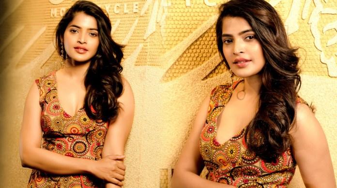 Actress Sanchita Shetty Recent Photoshoot Stills
