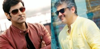 Rare Pictures of Ajith And Vikram :