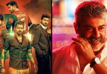 1st Week Collection of Bigil and Viswasam