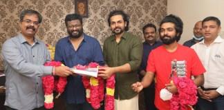 Karthi - PS Mithran New Movie Launch