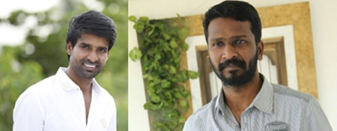 Soori and Vetrimaran Movie Title