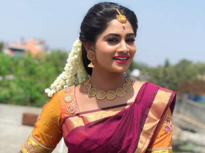 Actress Shivani Narayanan BB4 Kondattam Photos