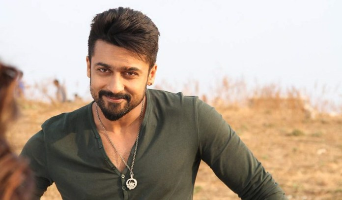 Suriya Next With Karthik Thangavel