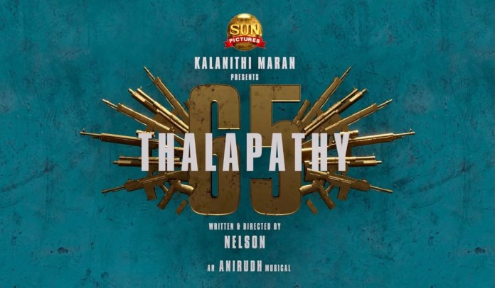 Thalapathy 65 Opening Song