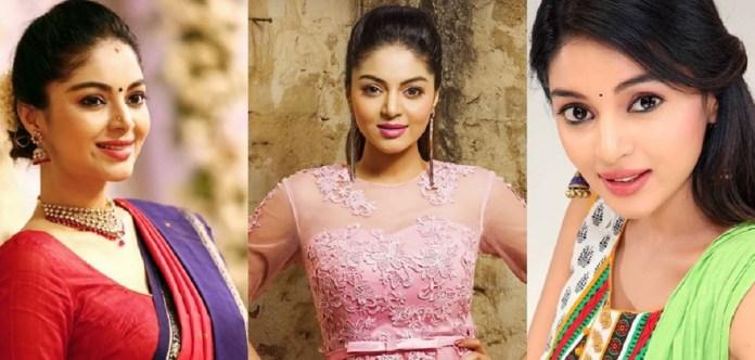Anitha Sampath Wishes to Sanam Shetty