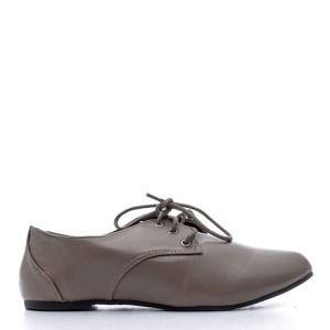 reducere Pantofi dama Raven taupe, cel mai mic pret