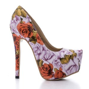 reducere pantofi dama Kerry 2 mov, cel mai mic pret