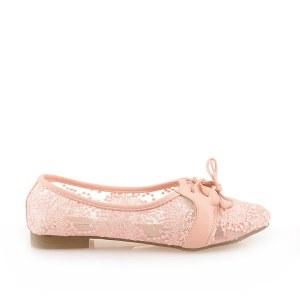 reducere Pantofi dama Erika roz, cel mai mic pret