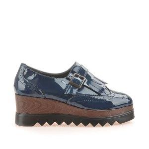 reducere Pantofi Dama Giovanna Albastri, cel mai mic pret