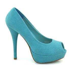 reducere Pantofi dama Kimmy bleu, cel mai mic pret
