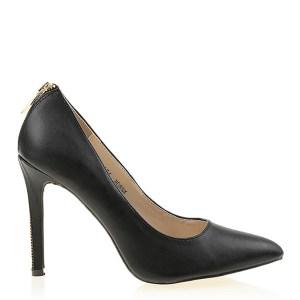 reducere Pantofi dama Josette negri, cel mai mic pret