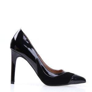 reducere Pantofi dama Palermo 1 negri, cel mai mic pret