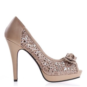 reducere Pantofi dama Hanne khaki, cel mai mic pret