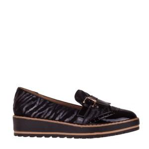 reducere Pantofi dama Janay negri, cel mai mic pret