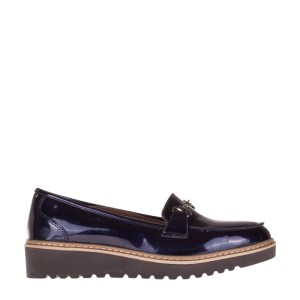 reducere Pantofi dama Sima albastri, cel mai mic pret