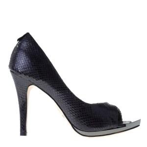 reducere Pantofi dama Bria negri, cel mai mic pret