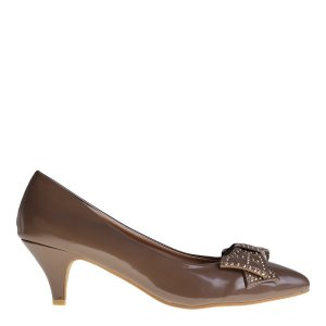 reducere Pantofi dama Gale khaki, cel mai mic pret
