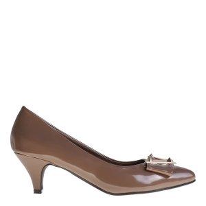reducere Pantofi dama Nancy khaki, cel mai mic pret