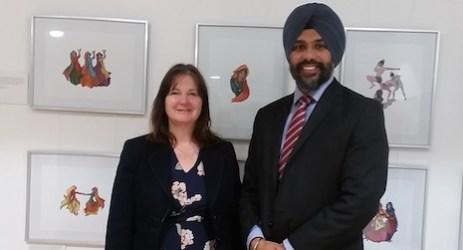 Aspire-Igen's Caroline Harrison is New Chair of Trustees