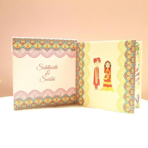 INTERFAITH WEDDING CARDS