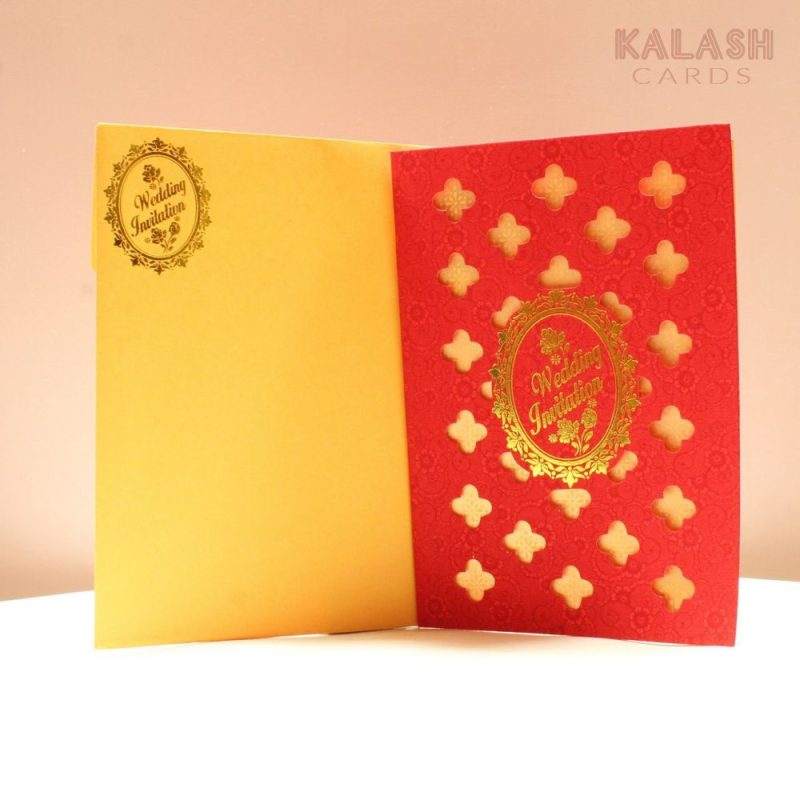 KL010043 WEDDING INVITATION CARD 3