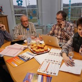 Erfolgreiche Telefon-Hotline mit Fragen an Kandidaten der CDU