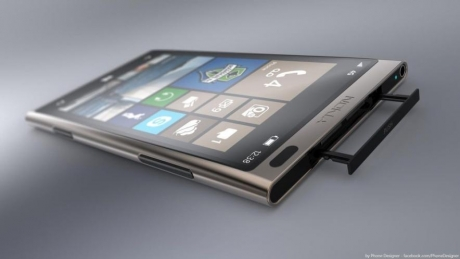Smartphone Nokia Lumia 928 will have a metal body