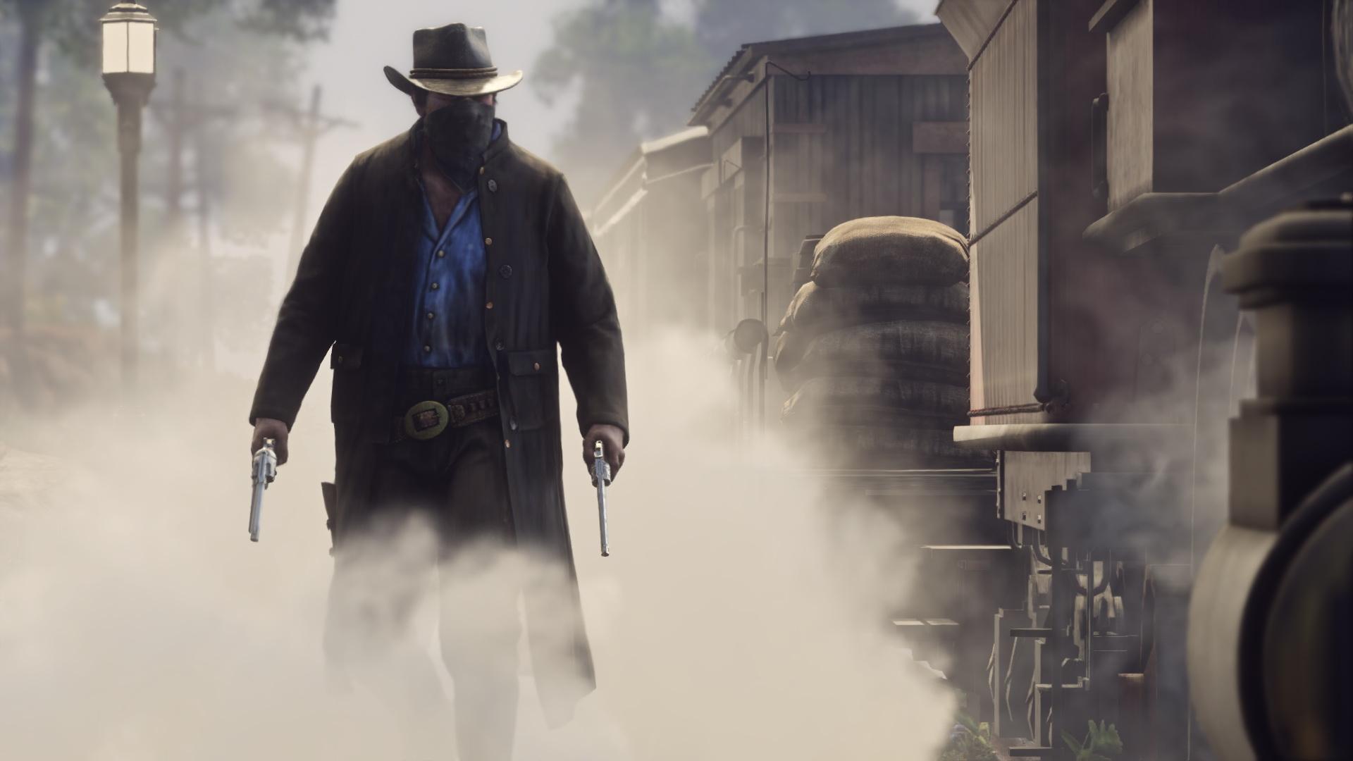 Снимка: Пинкертън заплашват със съд Rockstar заради RDR2