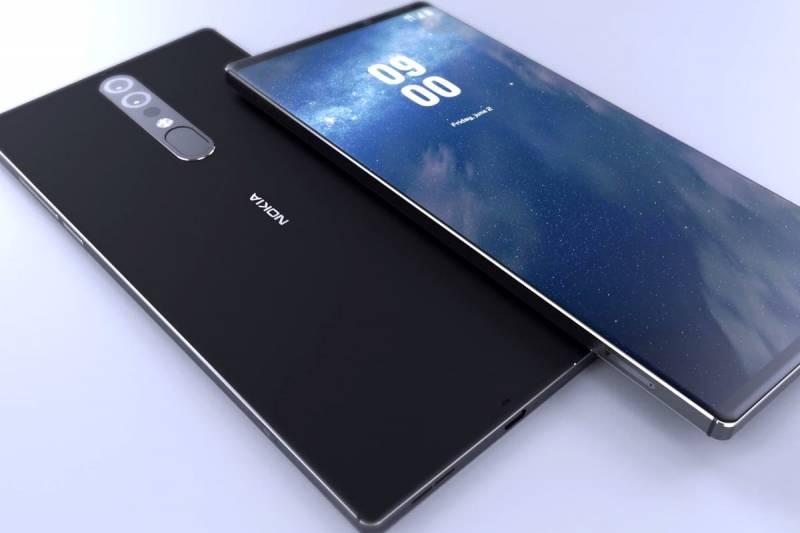 Смартфонът Nokia 9, дебютът на който е насрочен за есента,