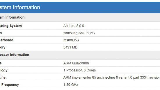 Семейството смартфони от средно ниво Samsung Galaxy J скоро ще