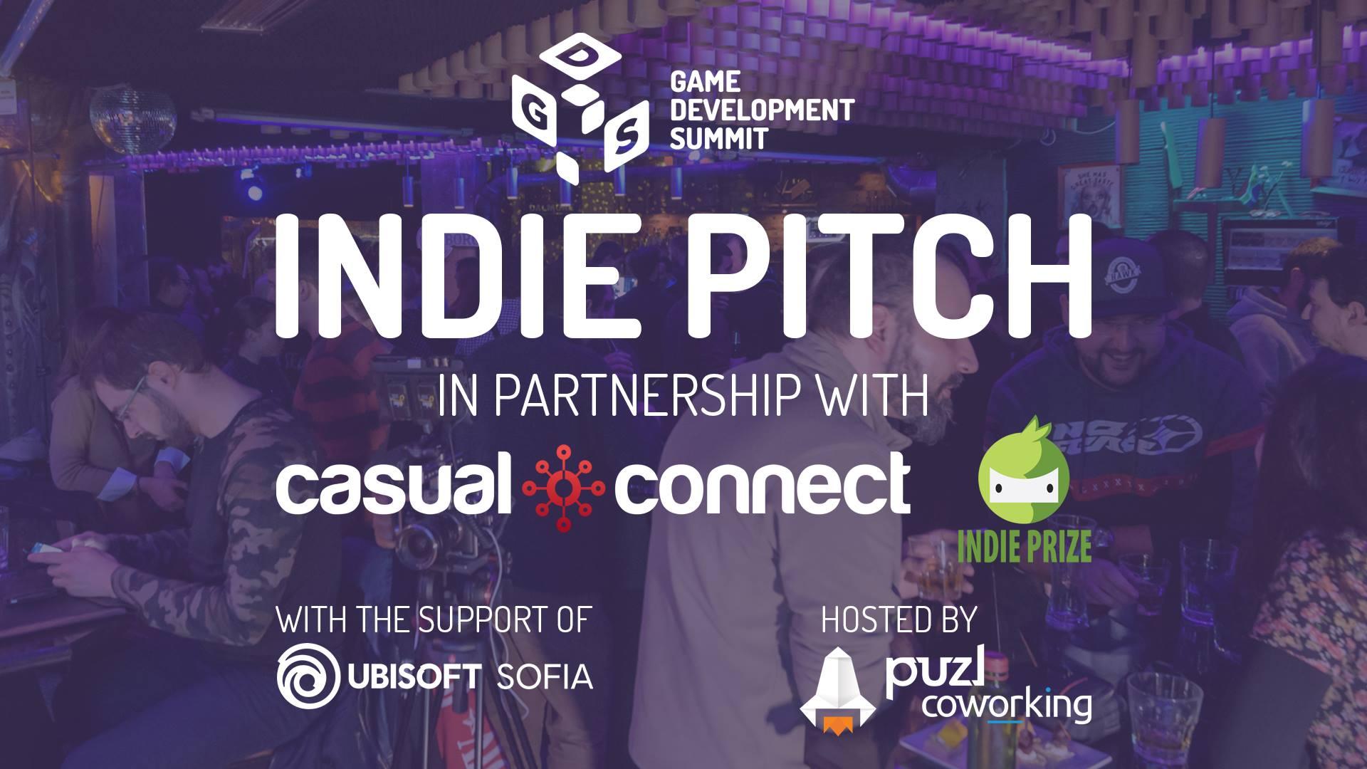 Първото издание на състезанието за независими разработчици на видео игри