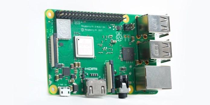 Raspberry Pi 3:  -
