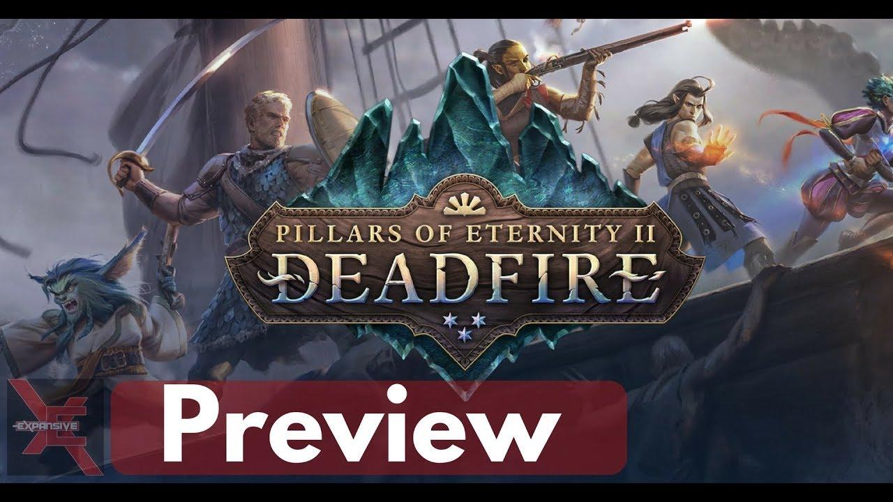 Obsidian обяви официално, че Pillars of Eternity 2: Deadfire, продължението