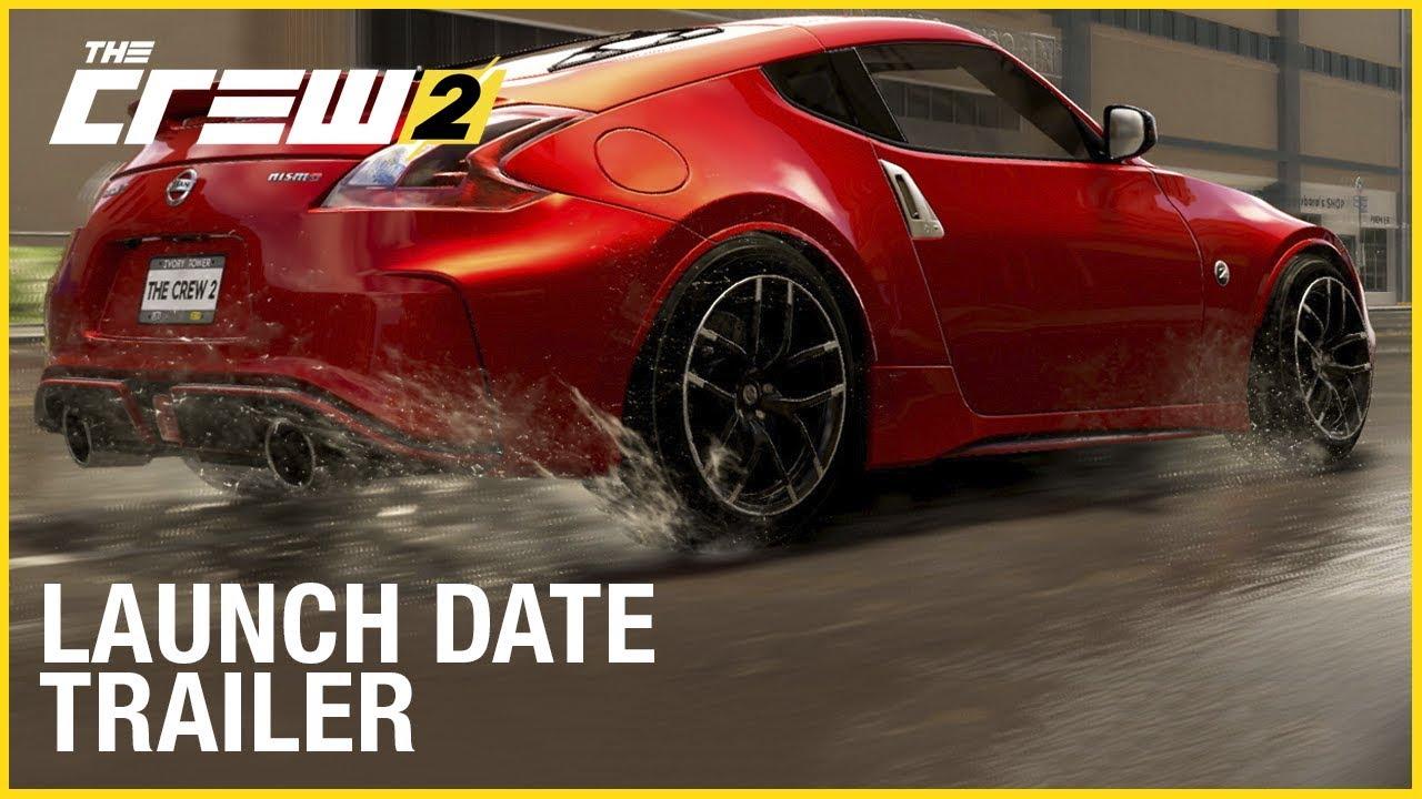 Ubisoft обяви, че The Crew 2 излиза на 29.06 за