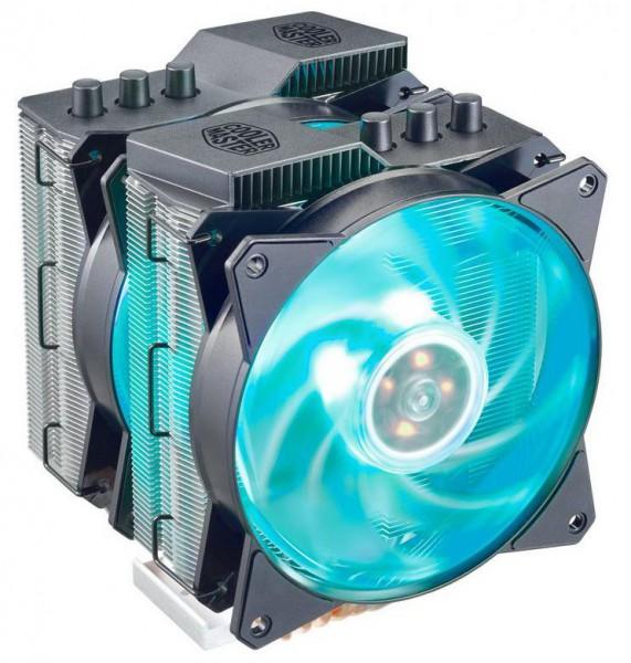 КомпаниятаCooler Masterсъобщи за пускането на процесорните охладителни системиMasterAir MA620PиMA621P.Според разработчика,