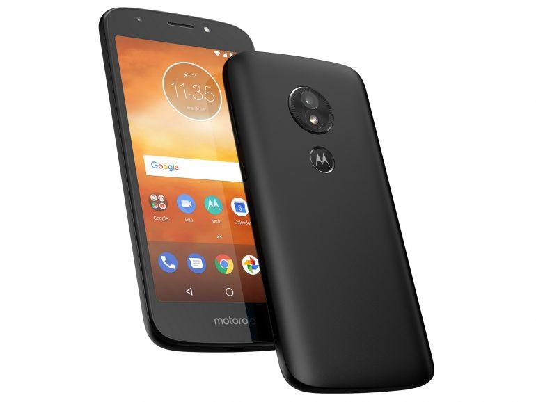 Motorola представи бюджетния смартфон Moto E5 Play