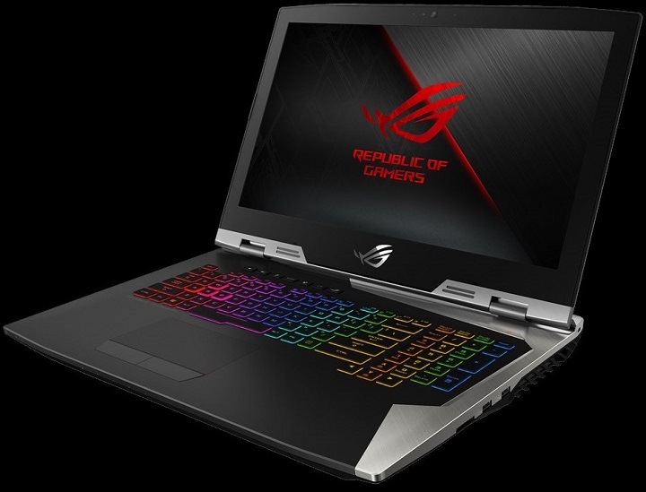 Съвсем скоро ще стартират продажбите на геймърския лаптоп ROG Chimera