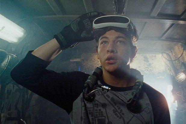 """Фантастичният филм на Стивън Спилбърг """"Играч първи, приготви се"""" (Ready"""