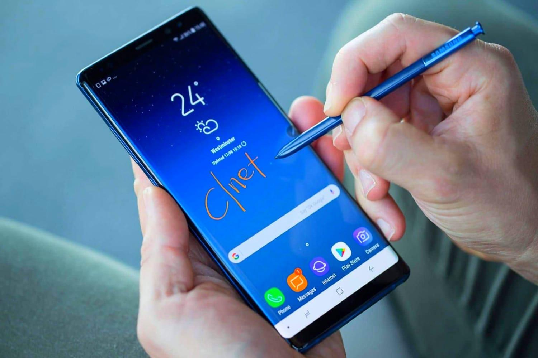 Тези дни в бенчмарка AnTuTu бе тестван флагманския смартфон Samsung