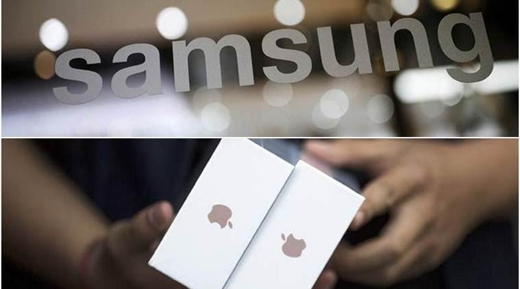 Съдебното дело между Apple и Samsung приключи в полза на