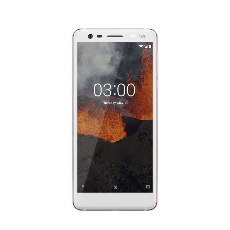 Подобреният Nokia 3.1, който доставя изискан алуминиев дизайн и първокласно
