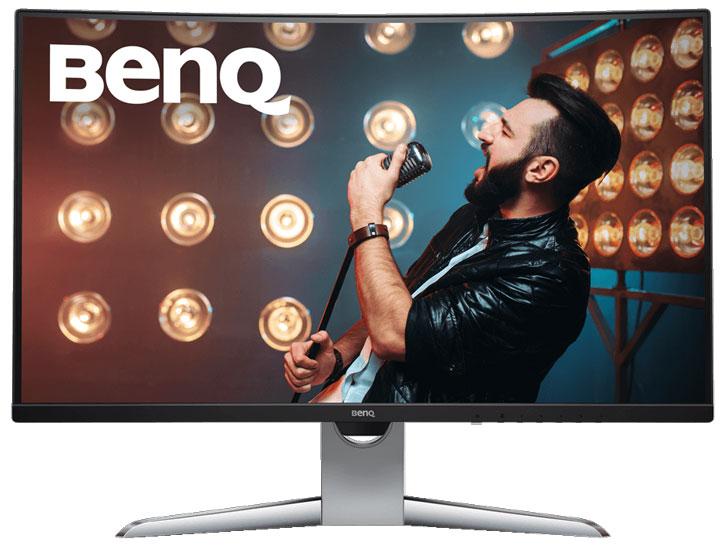 В европейския пазар започнаха продажбите на 31,5-инчовия монитор BenQ EX3203R,