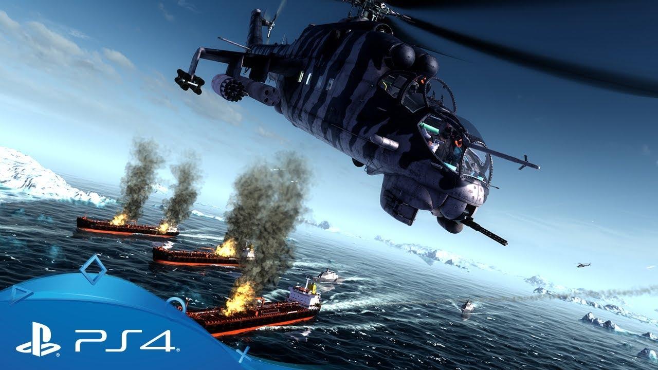 3D Vision Entertainment ще представи хеликоптерния боен сим и за