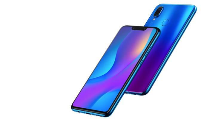 Huawei представи Nova 3i – опростен вариант на смартфона Nova