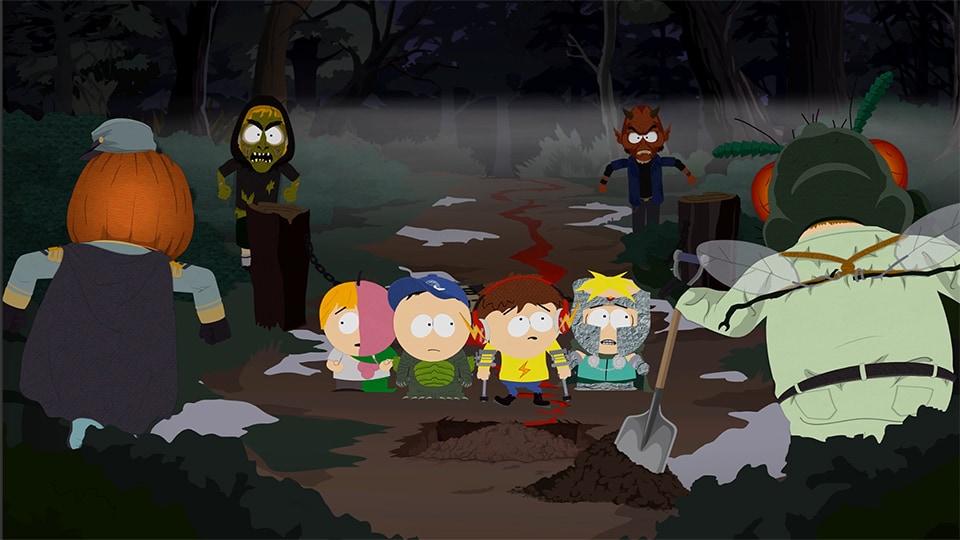 Очакват ви още часове смях и забавление с анимираните малчугани.Ubisoft