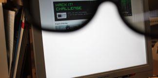 LCD монитор