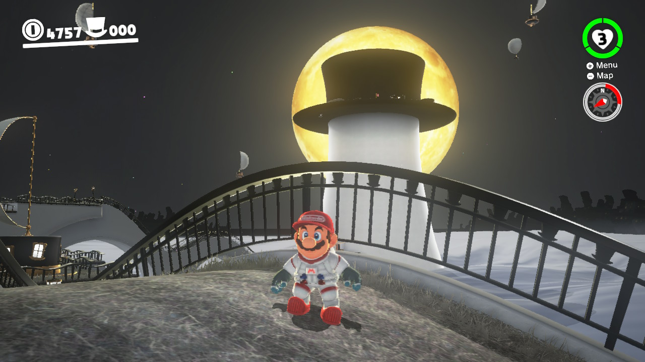 Super Mario Odyssey вече се пуска в Nintendo Switch