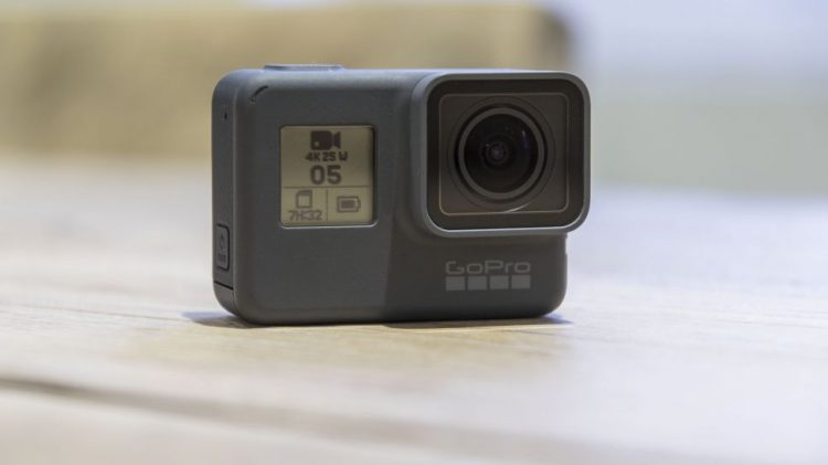 Следващото поколение екшън камера GoPro Hero се появи на снимка,