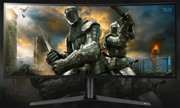 LG UltraGear 34GK950G           G-Sync