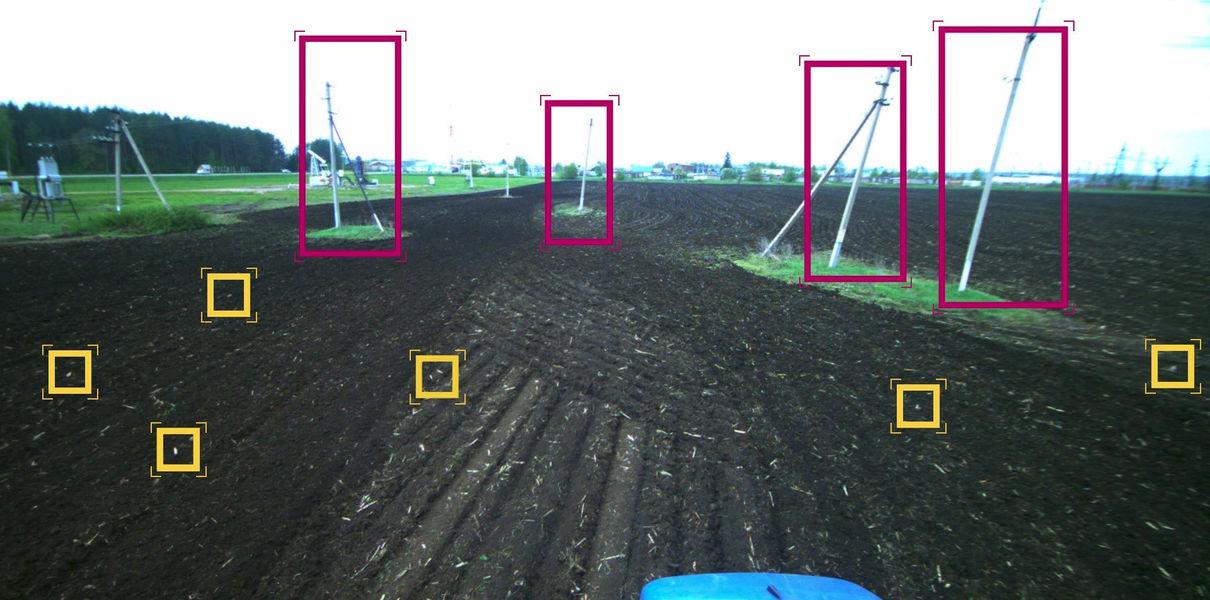 Руската компания Cognitive Technologies проведе първите тестове на своята система